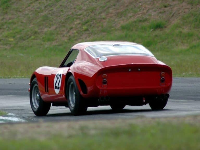 Image with Ferrari 250 GTO 1962