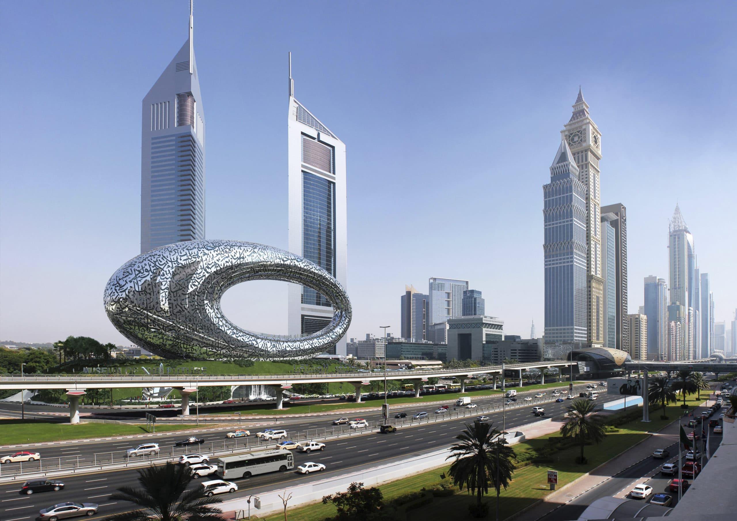 Museum of the future, Dubai 1