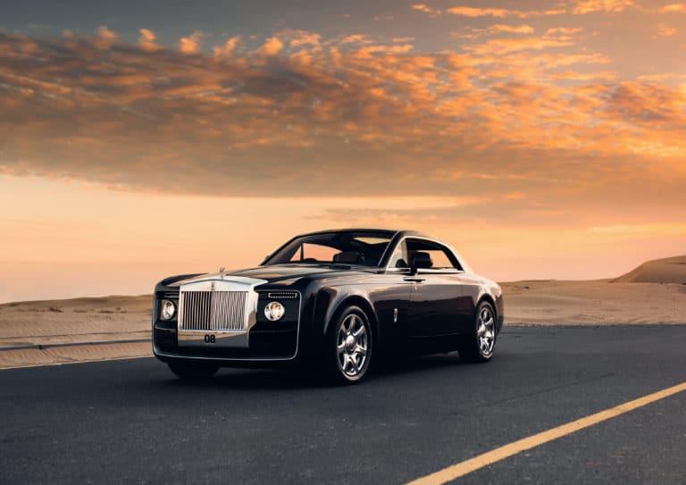 Sweptail By Rolls Royce №3